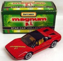 Magnum P.I.\'s Ferrari 308 GTB - Matchbox