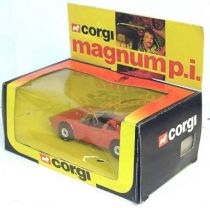 Magnum\'s Ferrari 308GTS Corgi Mint in box