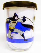 Maille - Batman The Animated Series - Batman vs. Penguin (mustard glass with lid)