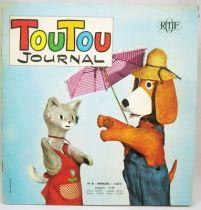 La Maison de Toutou - Toutou-Journal Mensuel n°6 - ORTF 1967