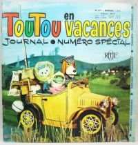La Maison de Toutou - Toutou-Journal Mensuel n°06bis - ORTF 1967
