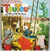 La Maison de Toutou - Toutou-Journal Mensuel n°13 - ORTF 1967
