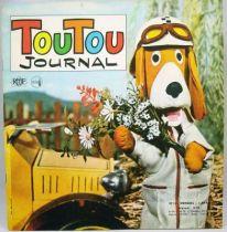 La Maison de Toutou - Toutou-Journal Mensuel n°16 - ORTF 1967