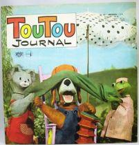 La Maison de Toutou - Toutou-Journal Mensuel n°23 - ORTF 1967