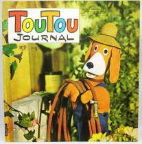 La Maison de Toutou - Toutou-Journal Mensuel n�24 - ORTF 1967
