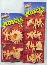 Maitres de l\'Univers - Set de 16 figurines M.U.S.C.L.E. Série 3 - Super7