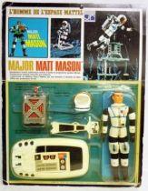 Major Matt Mason - Action Figure - Major Matt Mason Flight Pak (ref.6300)