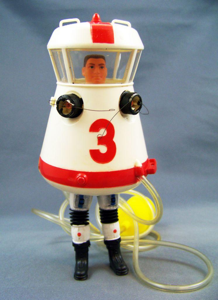 Major Matt Mason - Mattel - Major Matt Mason with Moon ...