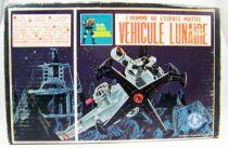 Major Matt Mason - Mattel (USA/France) - Space Crawler / Véhicule Lunaire (ref.6304) occasion en boite
