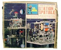 Major Matt Mason - Playset - Space Station (loose with box)