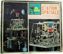 Major Matt Mason - Playset - Space Station mint in  box
