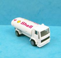 Majorette - Transport Civil - Ford Camion Citerne Shell (Ref.241-245)