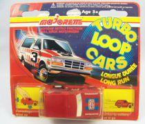 Majorette - Turbo Loop Cars - Red 4x4 Rallye