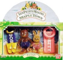 Mapletown - Sylvanian families - Beach Twin set - Bobby & Patty