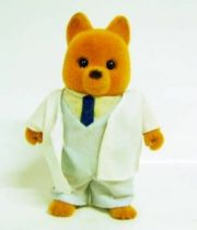 Mapletown - Sylvanian families - Dr. Dog (loose)
