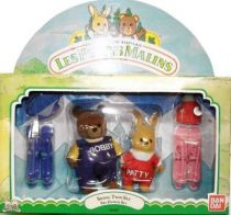 Mapletown - Sylvanian families - Skiing Twin set - Bobby & Patty