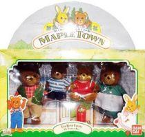 Mapletown - Sylvanian families - The Bear Family