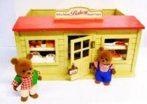 Mapletown - Sylvanian families - Village - Bakery - Tomy/Epoch