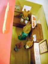 Mapletown - Sylvanian families - Village - Bakery - Tomy/Epoch