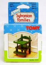 Mapletown - Sylvanian families - Village - Furnitures set - Kitchen Baby High Chilair - Tomy/Epoch
