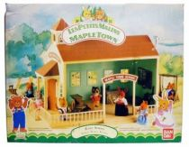 Mapletown - Sylvanian Families - Village - Maple Town School - Bandai/Epoch