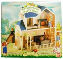 Mapletown - Sylvanian families - Village - Post Office - Bandai/Epoch