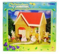 Mapletown - Village - Sylvanian families - Sylvanian Village - Orchard Cottage (mint in box) - Tomy/Epoch