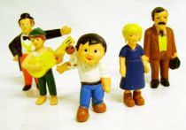 Marco - set of 5 PVC figures - Majora