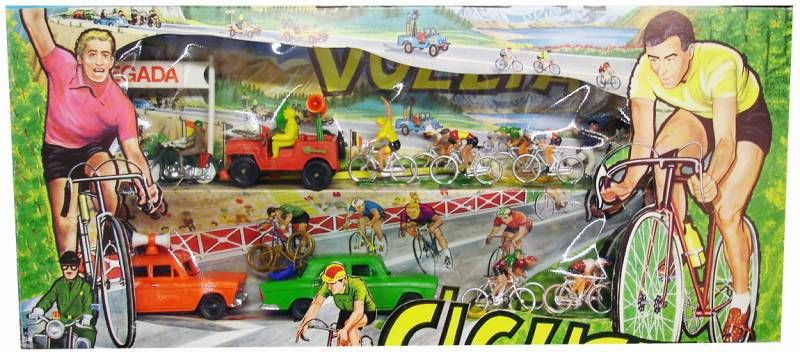 Mariano Sottores - Vuelta gift set box - Cyclits & vehicles - Mint in box