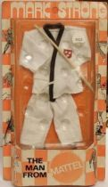 Mark Strong - White Martial Arts outfit (ref.8523)