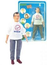 Married with Children - ClassicTV toys - \'\'No Ma\'am\'\' Al Bundy (Exclusive)