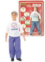 Married with Children - ClassicTV toys - \\\'\\\'No Ma\\\'am\\\'\\\' Jefferson Darcy (Exclusive)