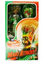Mars Attacks! - Hot Toys - 12 inches Martian Soldier