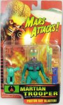 Mars Attacks! - Trendmasters - Martian Trooper
