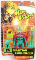 Mars Attacks! - Trendmasters - Talking Martian Ambassador