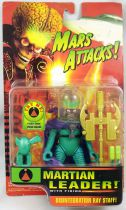 Mars Attacks! - Trendmasters - Talking Martian Leader