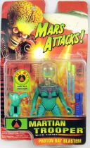 Mars Attacks! - Trendmasters - Talking Martian Trooper