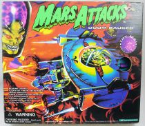 Mars Attacks! - Trendmasters (Trading cards) - Doom Saucer