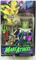 Mars Attacks! - Trendmasters (Trading cards) - Paeec Overlord