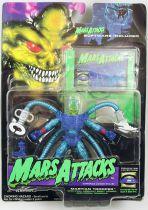 Mars Attacks! - Trendmasters (Trading cards) - Superflex Martian Trooper