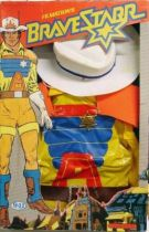 Marshall Bravestarr costume set - Masport (mint in box)