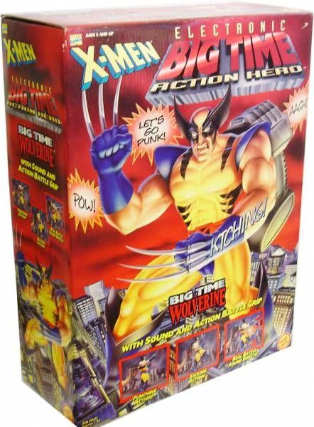 Marvel Big Time Avtion Hero - Wolverine