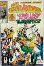 Marvel Comics - Toxic Avenger #4