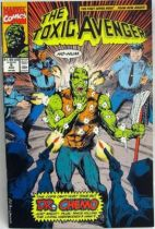 Marvel Comics - Toxic Avenger #5