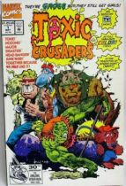 Marvel Comics - Toxic Crusaders #1