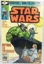 Marvel Comics Group - Star Wars n°31  Return to Tatooine