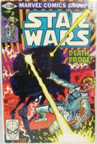 Marvel Comics Group - Star Wars n°45  Death Probe!