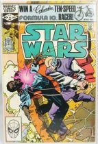 Marvel Comics Group - Star Wars n°56  Coffin in the Clouds