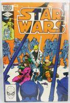 Marvel Comics Group - Star Wars n°60  Shira\'s Story