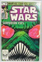 Marvel Comics Group - Star Wars n°64  Serphidian Eyes